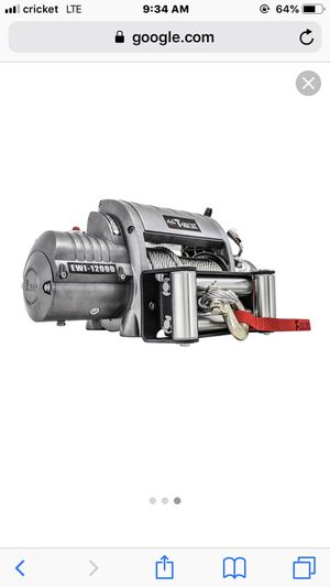 Westin T,max winch for Sale in Chicago, IL