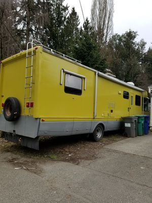 Triler, mobile hair salon for Sale in Kent, WA