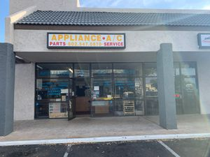 BRAND NEW APPLIANCE PARTS FOR ALL MAJOR BRANDS for Sale in Phoenix, AZ