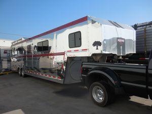 2006 PRECISION TL HE 5-7 HORSE AIR RIDE 38' GOOSENECK HORSE TRAILER - PHOENIX AZ for Sale in Phoenix, AZ