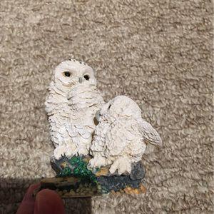 A Watchful Eye Owl Sculpture for Sale in Fairfax, VA