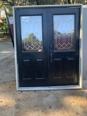 front door 66wide 82 tall for Sale in Orlando, FL