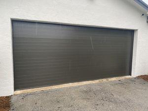 Garage doors hurricane proof for Sale in Miami, FL
