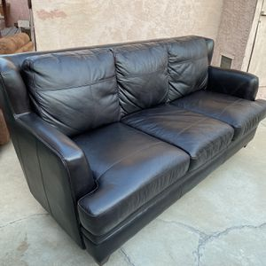leather sofa for Sale in National City, CA
