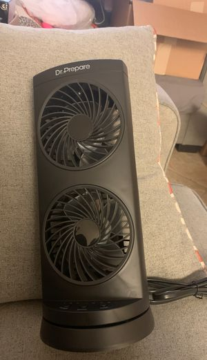 Dr.Prepare tower oscillating fan for Sale in Glendale, AZ
