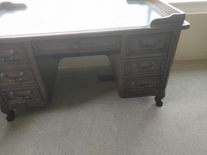 Working antique desk for Sale in Los Angeles, CA