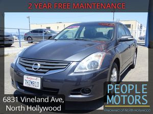 2011 Nissan Altima for Sale in North Hollywood, CA