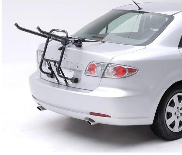 Bike rack for trunk - 2 bikes