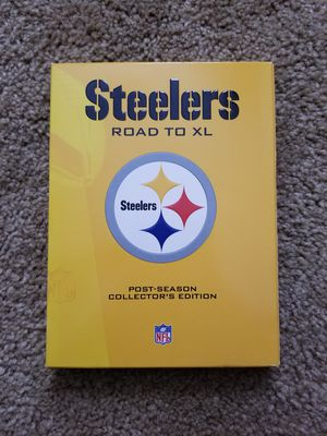 Steelers Post season collectors edition for Sale in West Mifflin, PA