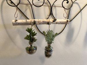 l chain for hanging. Brings the outside charm and beauty to any space! Price from 15 to 30 depending on size for Sale in Bothell, WA