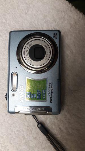 Sanyo digital camera $75obo for Sale in Beach Park, IL