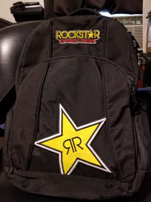 Rockstar backpack for Sale in Arcadia, CA