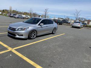 """Aodhan wheels 19""""x 9.5 wheels Federals 235x40 for Sale in Lynn, MA"""