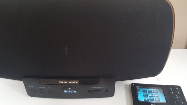 Marantz Consollete airplay