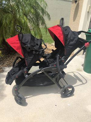 Contour double stroller for Sale in Port St. Lucie, FL