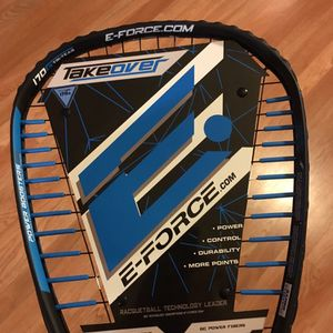 E-Force Racquetball Racquet for Sale in Goodyear, AZ