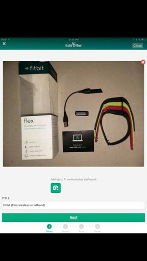Fitbit Flex for Sale in Portsmouth, VA