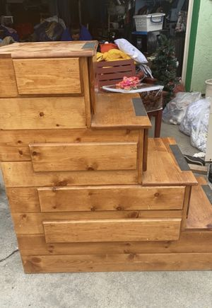 Storage dresser dog steps for Sale in CA, US