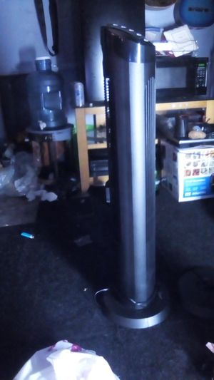 Cascade 40 inch tower fan 4 speed 12.00 ea. for Sale in Baldwin Park, CA