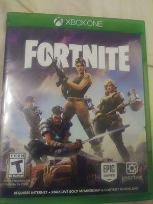 Fortnight Xbox 1 for Sale in Saginaw, TX