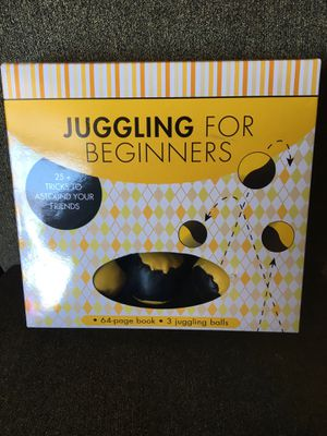 Juggling set for Sale in Cleveland, OH