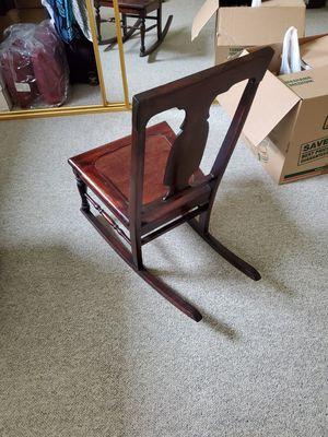 Children's rocker chair antique for Sale in Anaheim, CA
