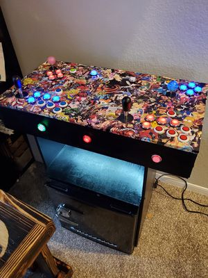 4 players arcade cabinet for Sale in Spring, TX