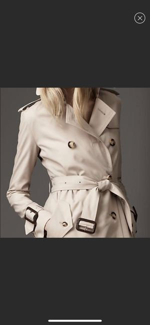 Burberry trench coat for Sale in Kissimmee, FL