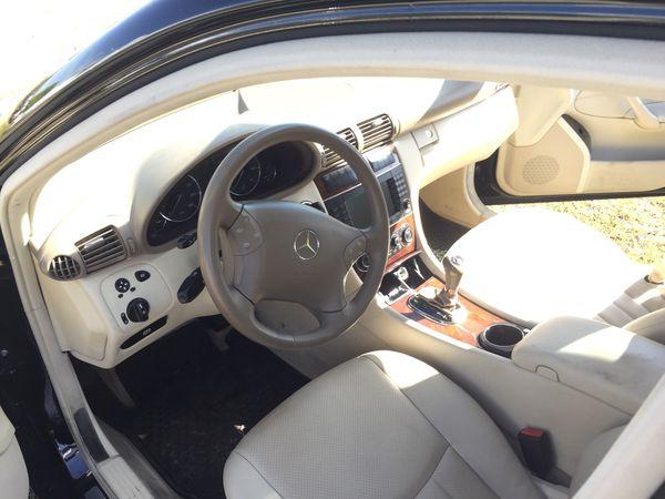 2006 Mercedes Benz C350 W203 for parts