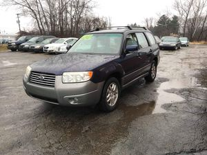 2006 Subaru Forester 2.5X LL BEAN SUV for Sale in Madison Heights, MI