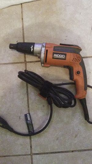 Just like new DRYWALL DRILL for Sale in Lake Alfred, FL