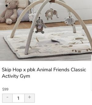 Pottery barn activity gym for Sale in Montebello, CA