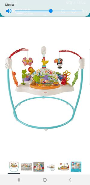 Fisher price jumperoo for Sale in Farmville, VA