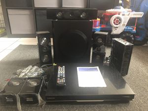 Samsung 5.1 ch home entertainment system for Sale in Hialeah, FL