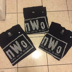 Vintage NWO Shirt for Sale for sale  Fort Lauderdale, FL