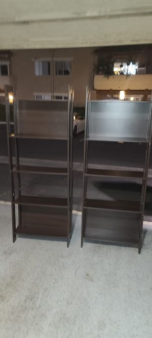 PENDING PICKUP Two IKEA Bookshelves for Sale in Anaheim, CA