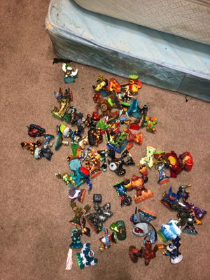 Skylanders wit 3 of the games for Sale in Lowell, MA