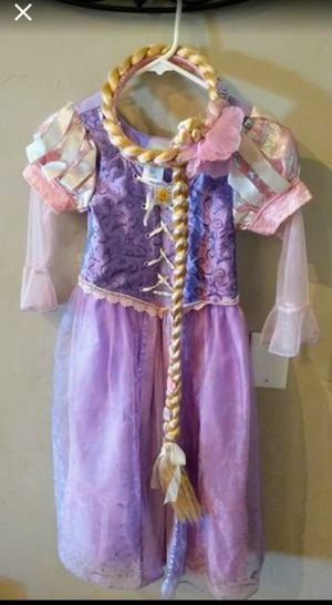 Disney Store Tangled Rapunzel Costume for Sale in Montclair, CA