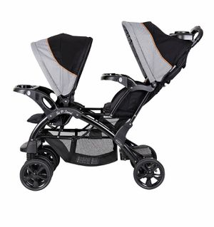 Double sit and stand stroller for Sale in Grand Prairie, TX