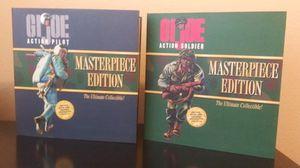 G.I. JOE Masterpiece Edition lot for Sale in Sacramento, CA