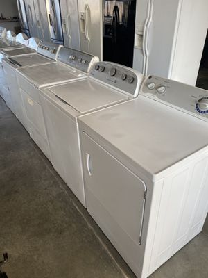 GE,WHIRLPOOL,MAYTAG,KENMORE, WASHERS AND DRYERS. for Sale in Bakersfield, CA