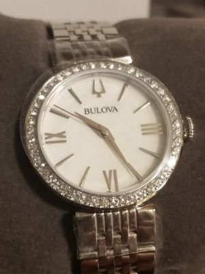 MOTHER OF PEARL DIAL BRAND NEW BULOVA for Sale in Fairfax, VA