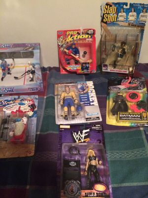 New in box action figures for Sale in Needham, MA