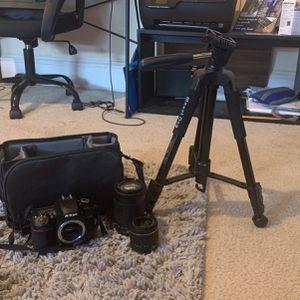 Nikon D7500 Bundle for Sale in Conshohocken, PA
