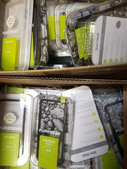 2 Boxes Of Brand New Phone Cases (61) for Sale in Happy Valley,  OR