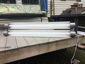 Paint booth light fixtures for Sale in Strawberry Plains, TN