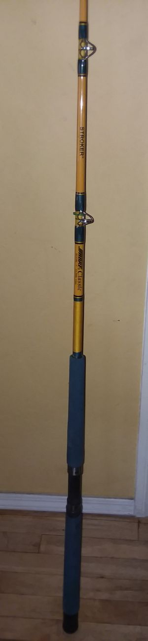 PENN SABRE STROKER CONVENTIONAL FISHING for Sale in El Monte, CA