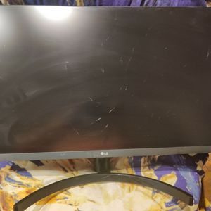 LG 27MK60TM-B Monitor for Sale in Henderson, NV