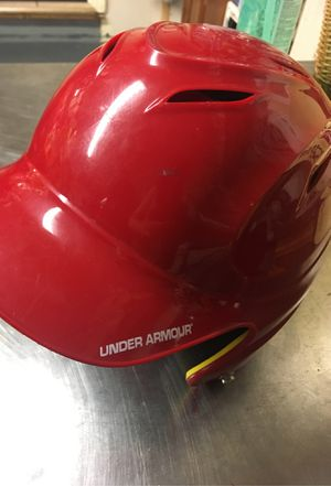 Youth under armour baseball helmet for Sale in Morton, IL