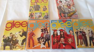 Glee DVD sets, season 1 through 5 and Glee encore for Sale in Tacoma, WA